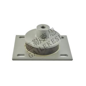 曳引机圆型减震垫